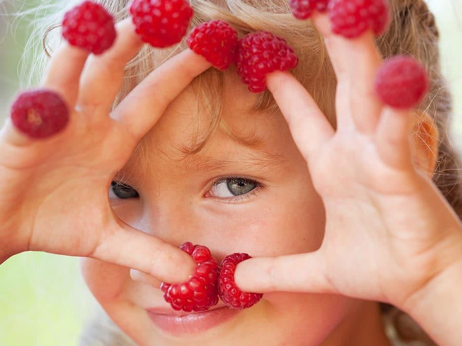 Établir de bonnes habitudes alimentaires pour votre enfant